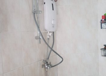 Instant Water Heater Replacement in Singapore Condo – Bukit Timah