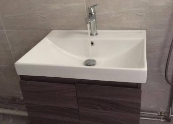 Sink Installation in Singapore HDB – Toa Payoh