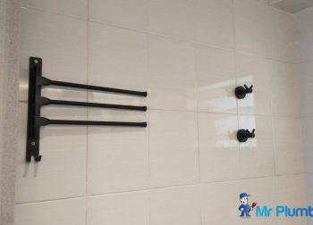 Bathroom Accessories Installation in Singapore HDB – Sengkang