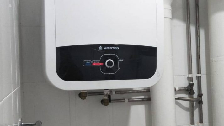 Storage Water Heater Replacement in Singapore HDB – Woodlands