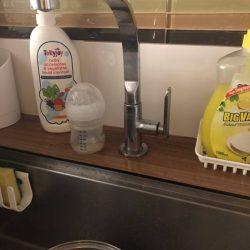 kitchen-tap-replacement-plumber-singapore-condo-sengkang-1