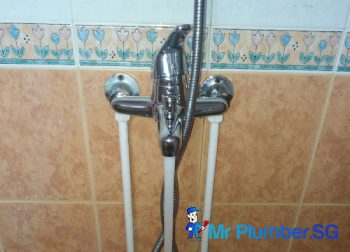Shower Mixer Tap Replacement in Singapore HDB – Jurong West