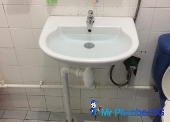 Basin Replacement in Singapore HDB – Pasir Ris