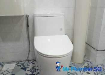 Bidet Spray Installation in Singapore HDB – Pasir Ris