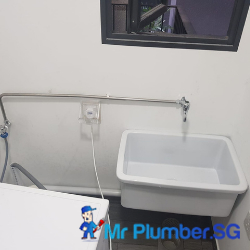 lab-basin-installation-plumber-singapore-condo-paya-lebar