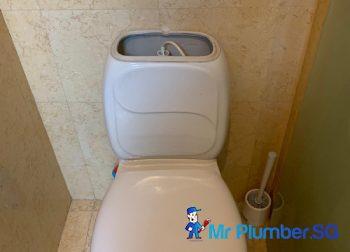 Flush System Replacement Plumber Singapore Condo – Bukit Batok