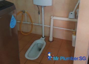 Flush System Installation Plumber Singapore HDB – Boon Lay