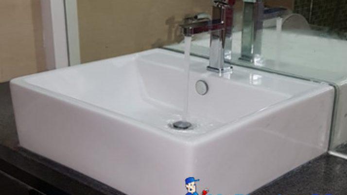 Wash Basin Tap Replacement Plumber Singapore HDB – Balestier